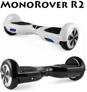 monorover r2 black white