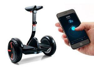 mini pro smart self balancing scooter with remote