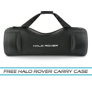 free halo carry case