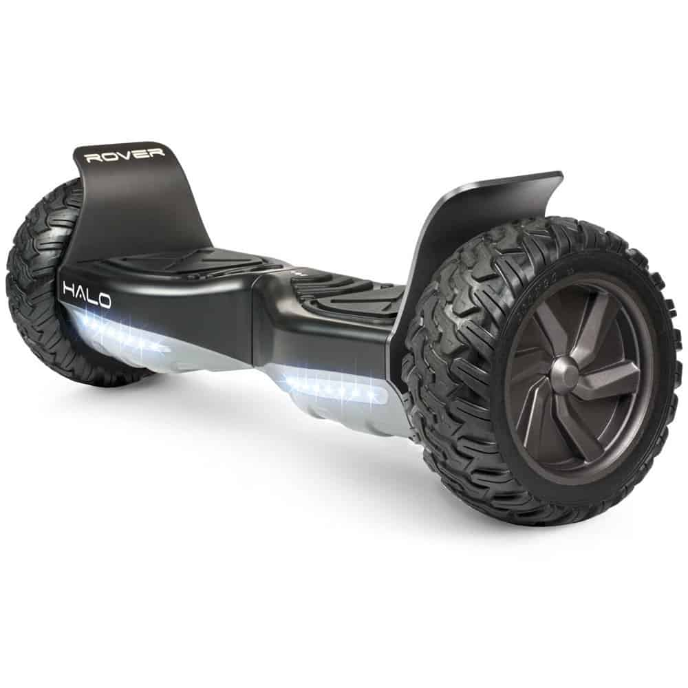 top pick off roading hoverboard - halo rover