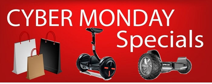 hoverboard cyber monday