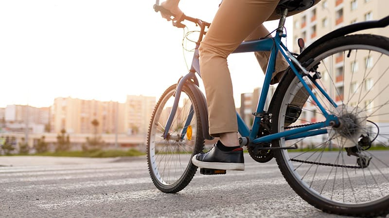 Who's Ebike Class 1 Best for?