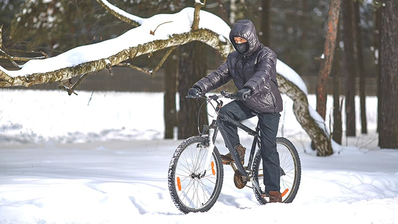 Can I Leave an Electric Bike Outside and Does Cold Weather Affect E-bikes