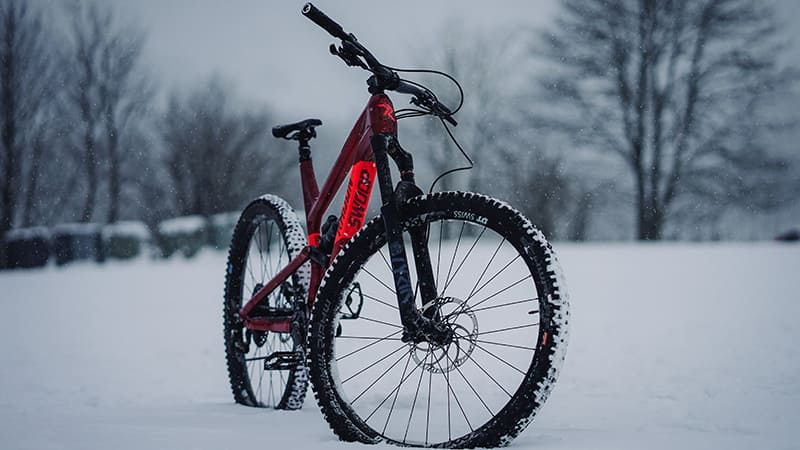 Can You Ride an E-bike in the Winter or in the Snow